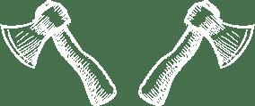 Lancer de haches à saint-etienne